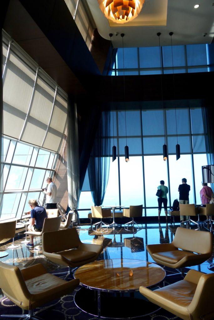 Observation Deck at 300, Jumeirah at Etihad Towers