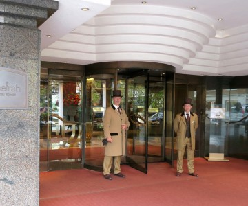 Hotel Review: Jumeirah Carlton Tower, London