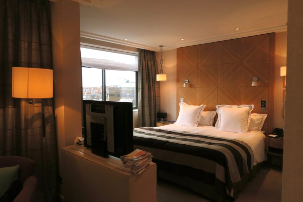 Deluxe Balcony Room, Jumeirah Carlton Tower