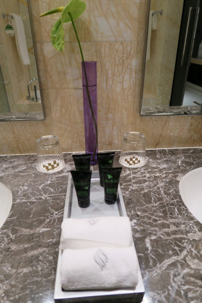 Toiletries - Jumeirah at Etihad Towers