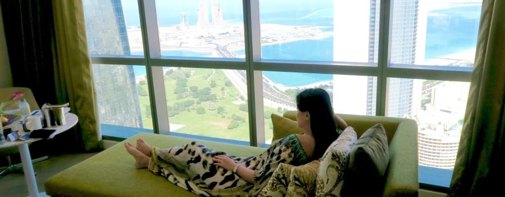 Hotel Review: Jumeirah at Etihad Towers, Abu Dhabi