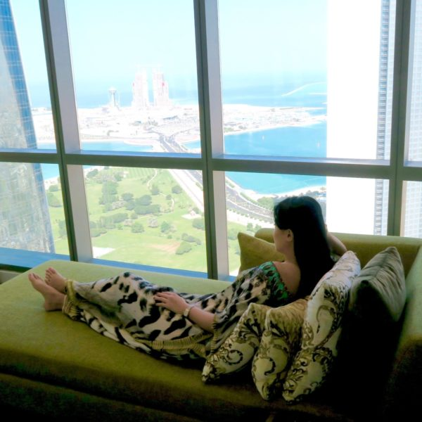 Hotel Review: Jumeirah at Etihad Towers, Abu Dhabi