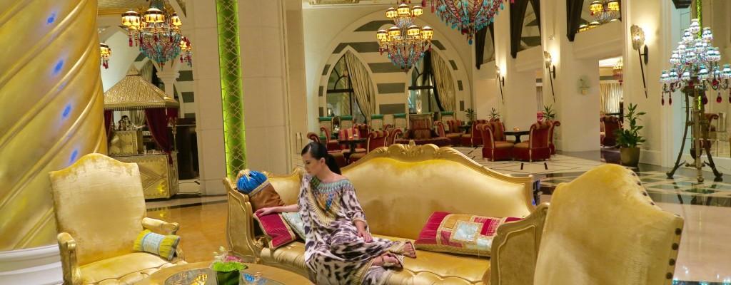 Hotel Review: Jumeirah Zabeel Saray at The Palm, Dubai