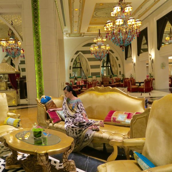 Hotel Review: Jumeirah Zabeel Saray at The Palm, Dubai