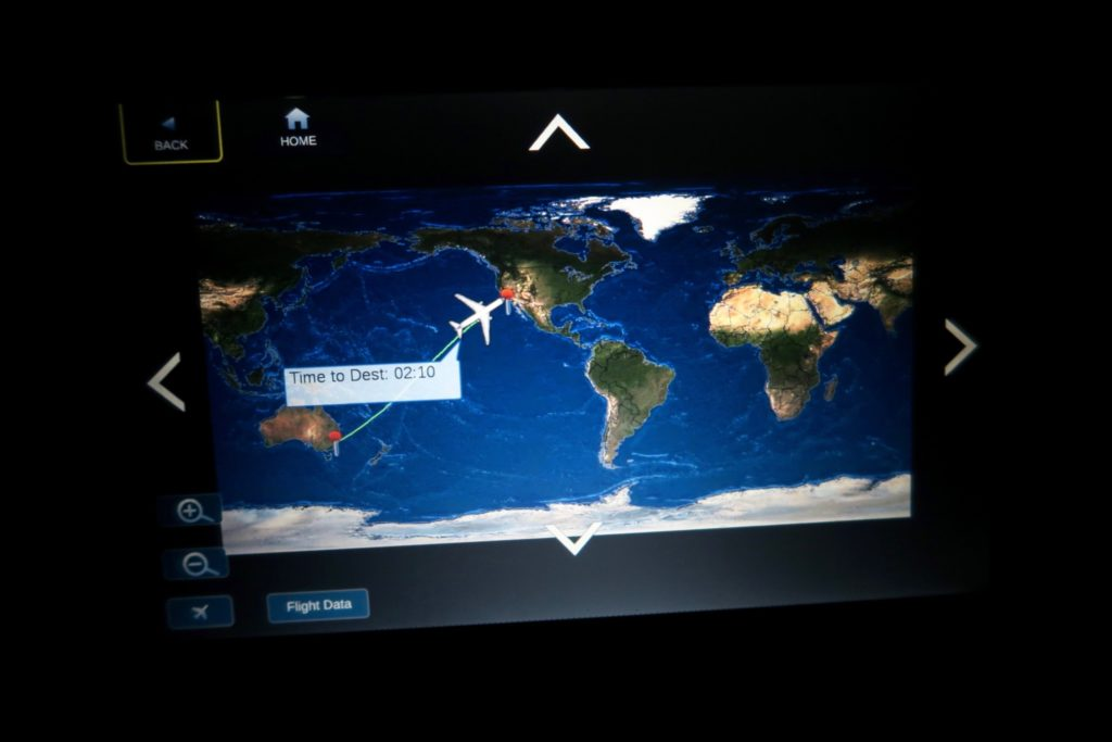 Delta Airlines Sydney to LA