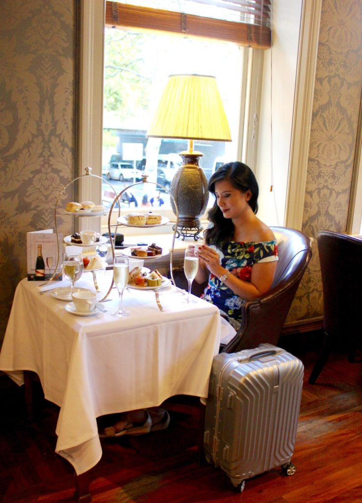 Elegance High Tea at Sir Stamford at Circular Quay