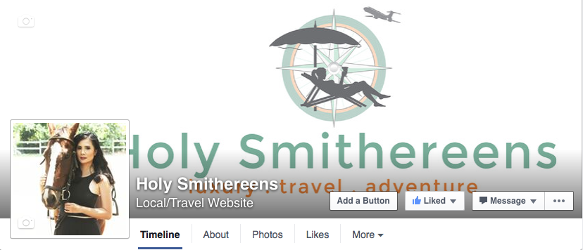 Follow me on Facebook - Holy Smithereens