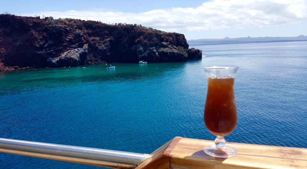 Exploring the Galapagos with Ecoventura onboard the MV Origin