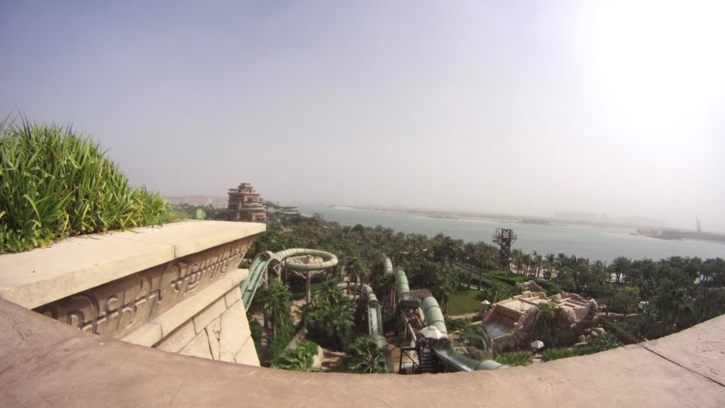 Aquaventure in Dubai