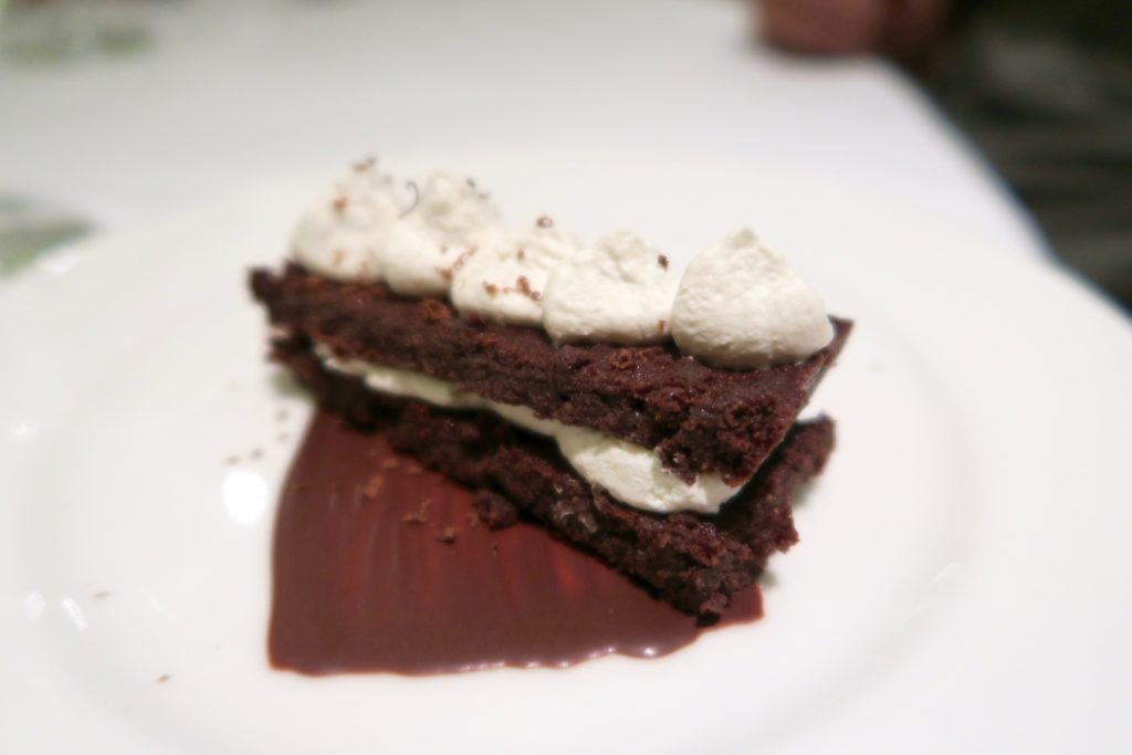 Dessert MV Origin Galapagos