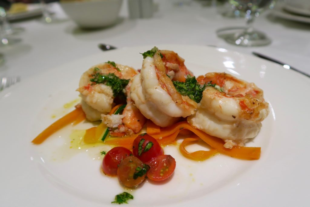 Fresh Seafood in the Galapagos