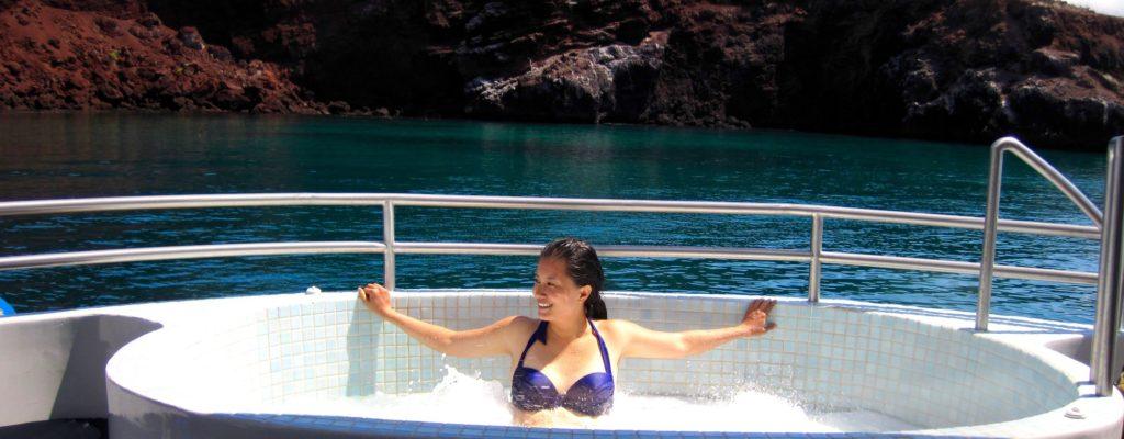 Luxury Cruising in the Galapagos with Ecoventura's MV Origin