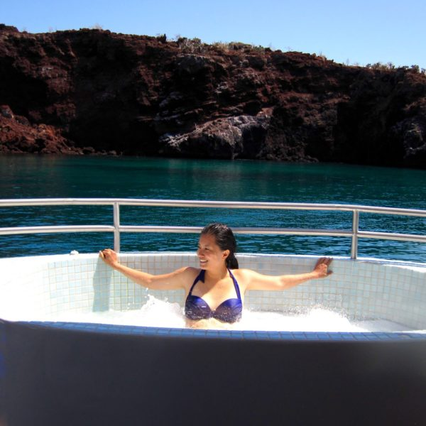 Luxury Cruising in the Galapagos with Ecoventura's MV Origin