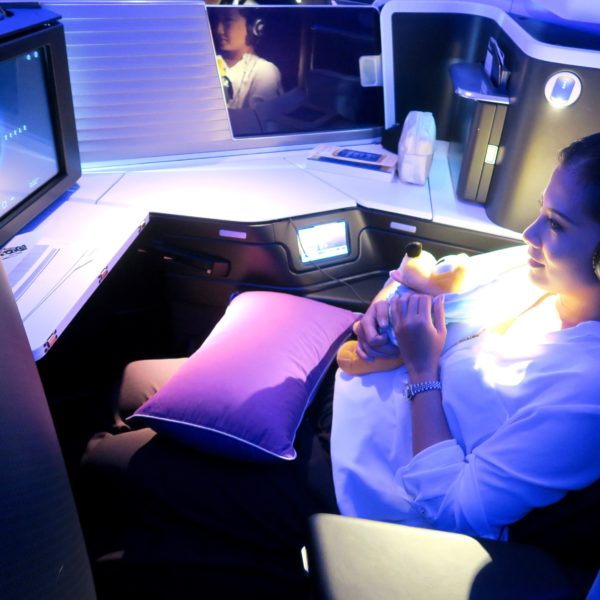 Flight Review: Virgin Australia Business Class Suites Los Angeles to Sydney VA 2 B777-300