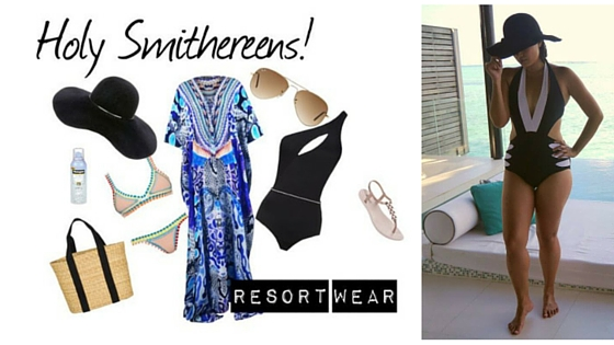 Holy Smithereens Resort Wear Guide