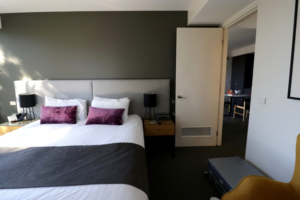 East Hotel Canberra One Bedroom Luxe Apartment