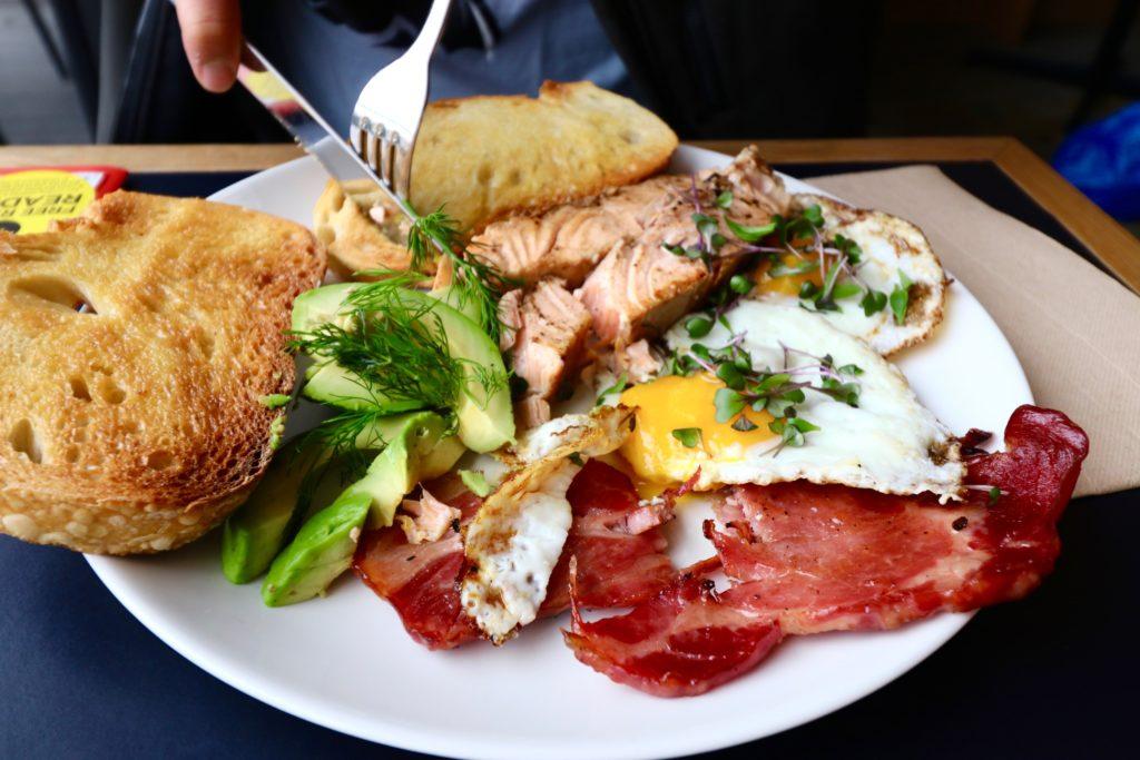 Muse Canberra breakfast