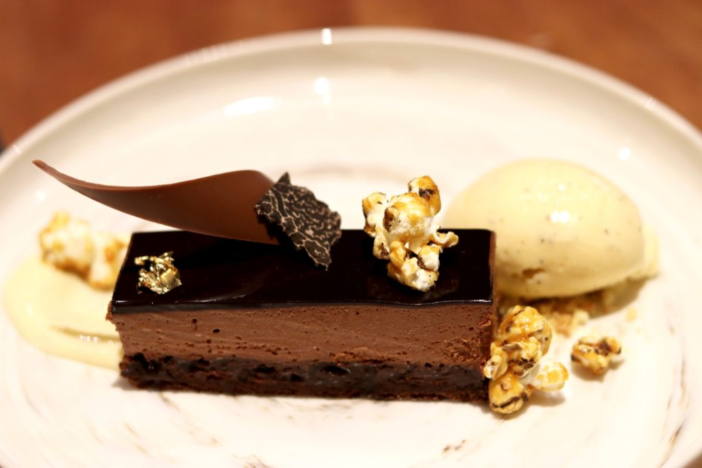 Valrohna Chocolate Dessert Joes Bar Canberra