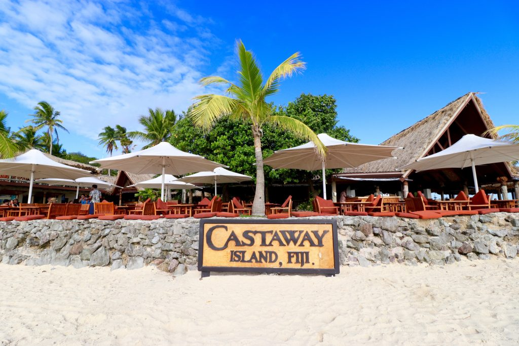 Welcome to Castaway Island, Fiji!