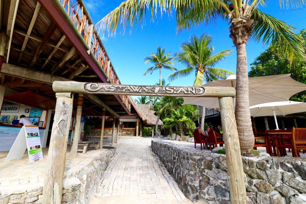 Welcome to Castaway Island, Fiji!