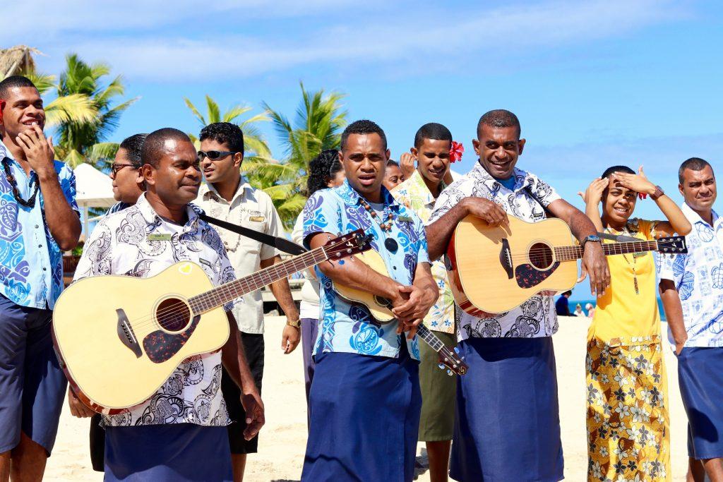 Crew from Castaway Island
