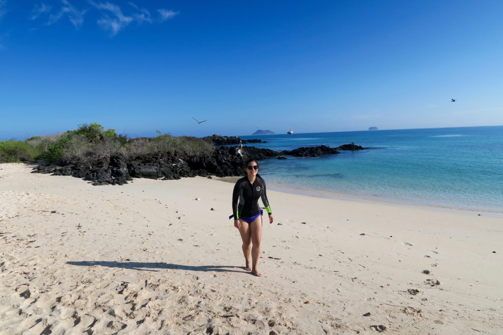 What to pack for the Galapagos: Rash Guards