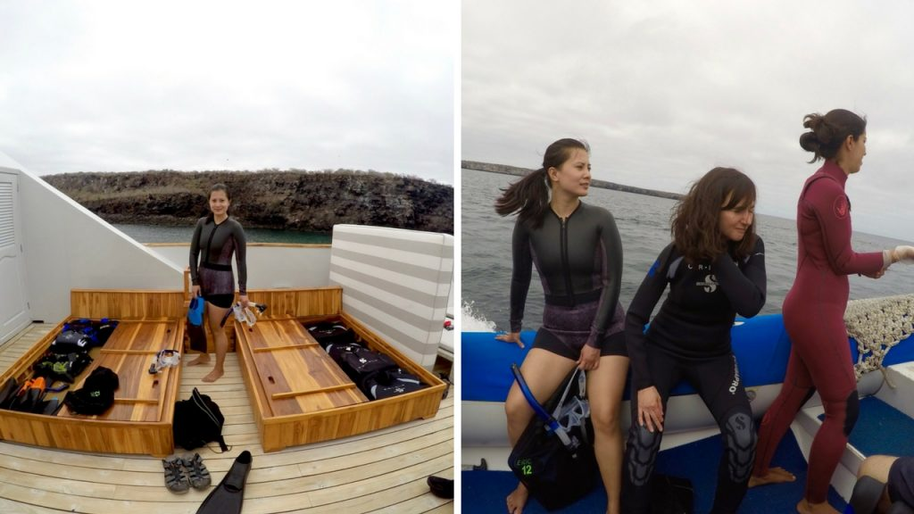 What to Pack for the Galapagos: Wet Suit