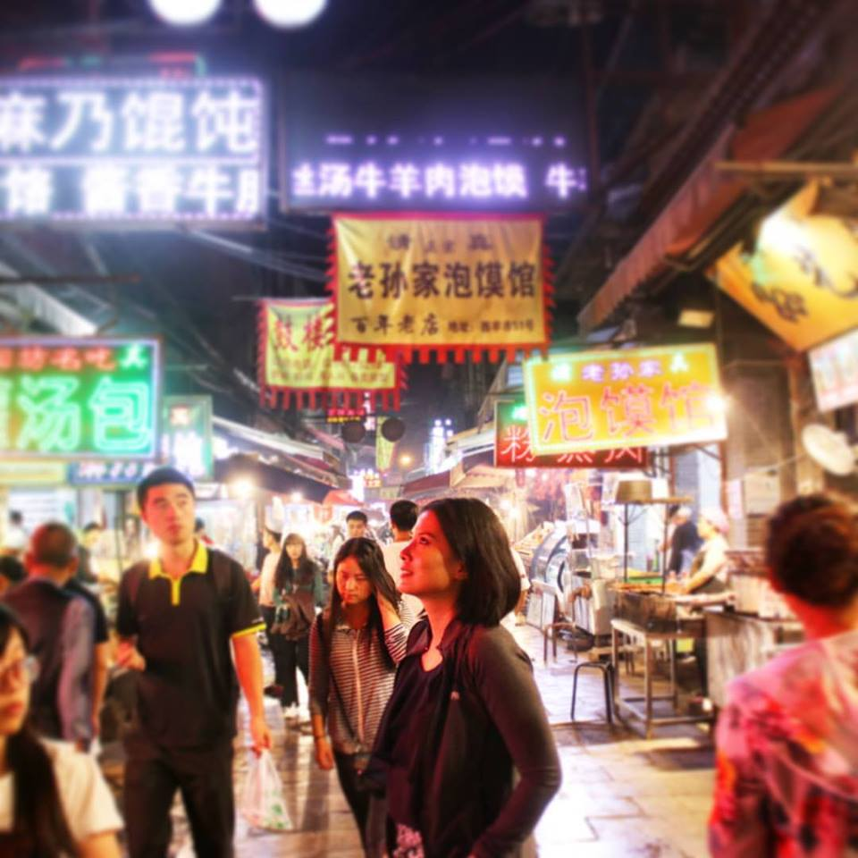 explore the Muslim Quarter of Xian!