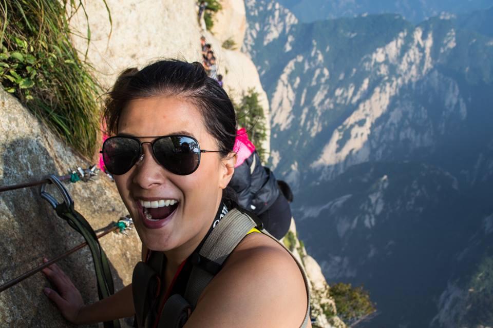 Conquering Mount Hua Shan: Success!
