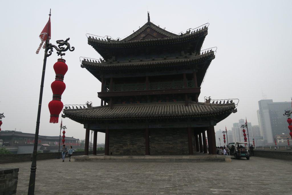 The City Wall of Xian