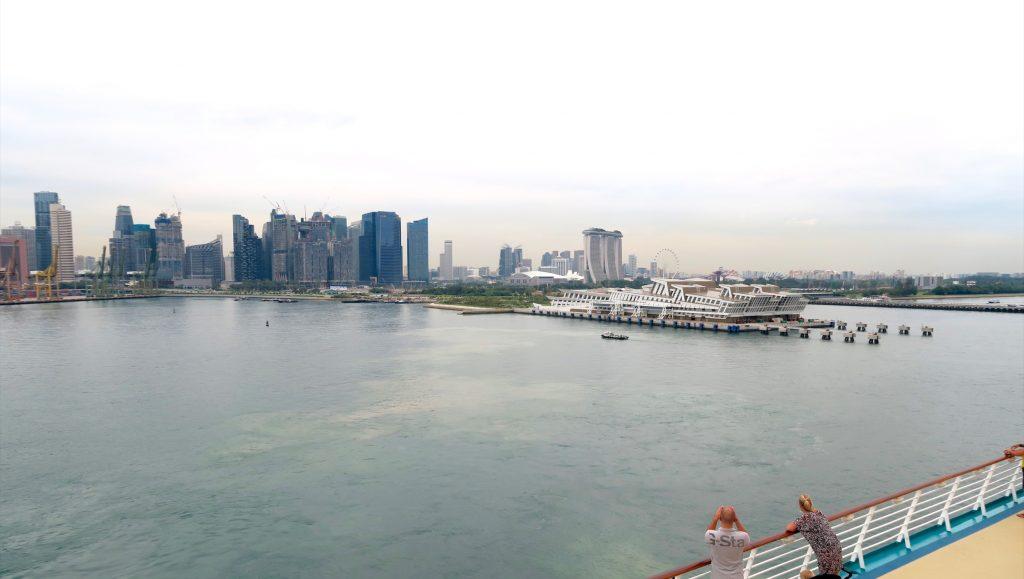 Singapore's Marina Bay Cruise Centre