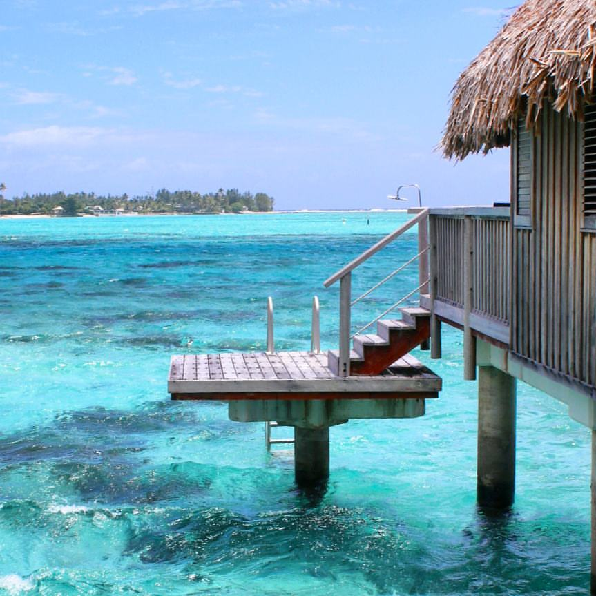 Is Tahiti purely a honeymoon and couples destination? Absolutely not.