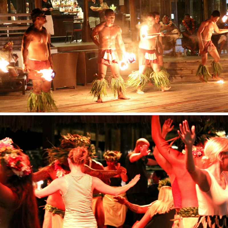 Cultural Night at Sofitel Ia Moorea