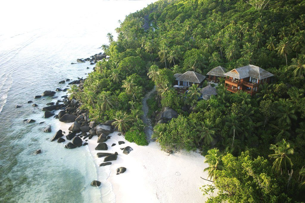 Hilton Seychelles Labriz Resort & Spa. Photo by Hilton Hotels & Resorts