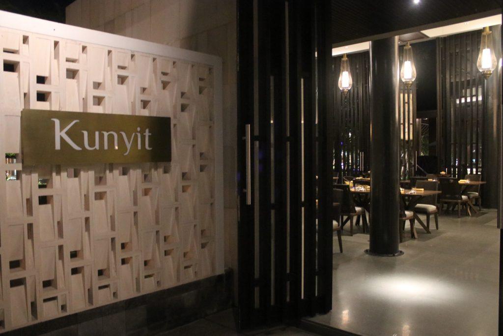 Kunyit Restaurant, ANVAYA Bali