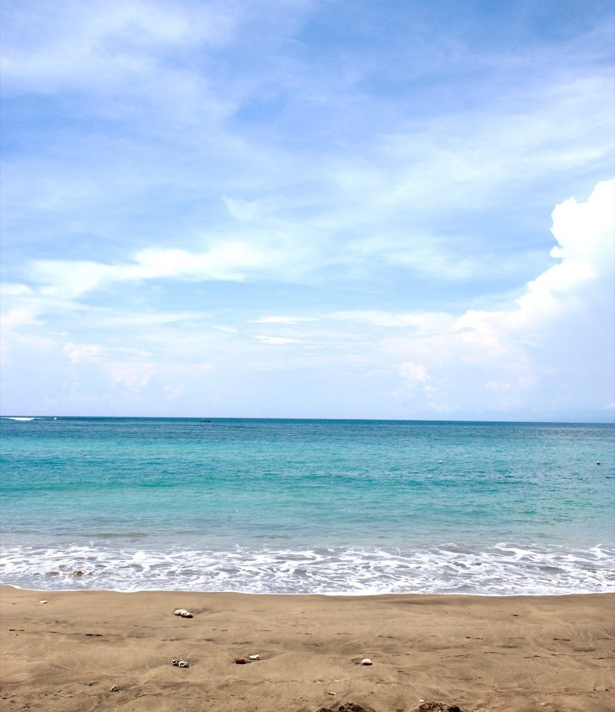 The ANVAYA's own private beach