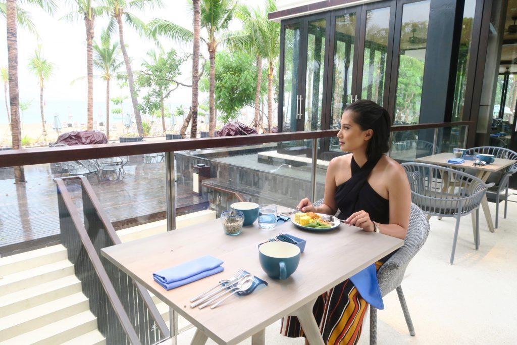 Sands Restaurant, ANVAYA Bali