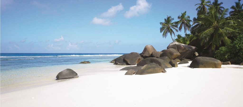 The Seychelles!! Photo from Hilton Hotels & Resorts