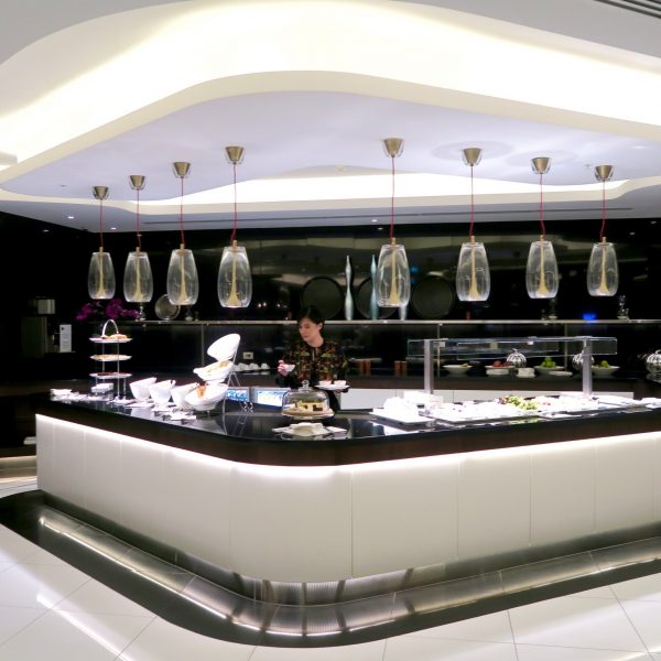 Etihad Airways First and Business Class Lounge at Sydney International Airport