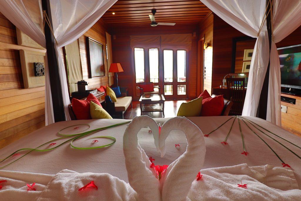 King Hillside Villa , Hilton Seychelles Northolme