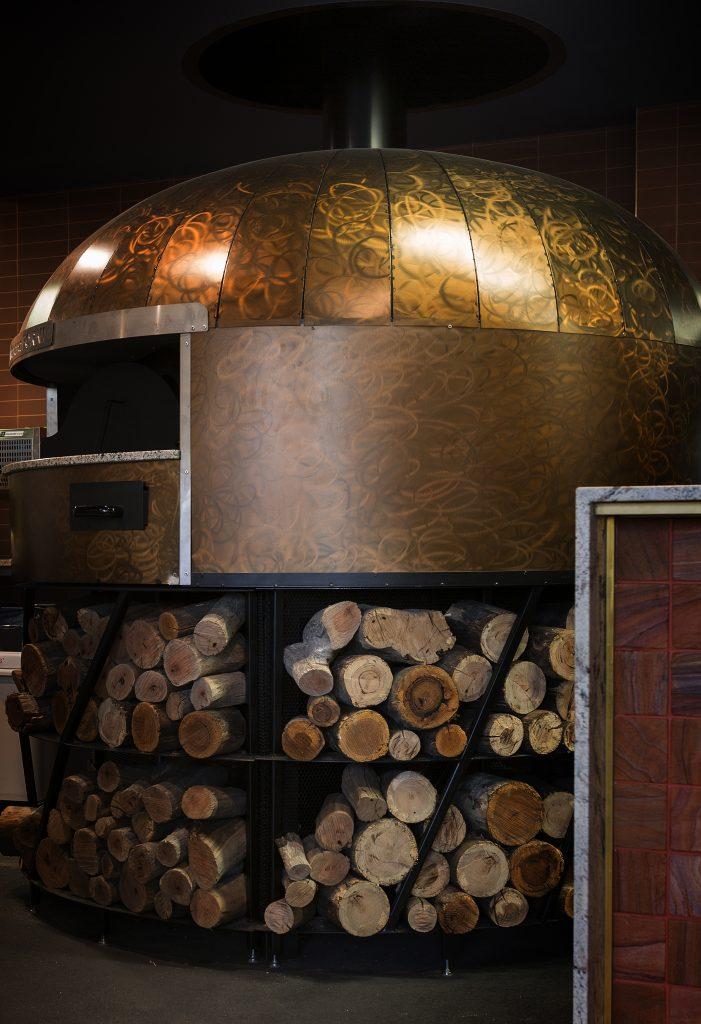 Agostini's Pizza Oven