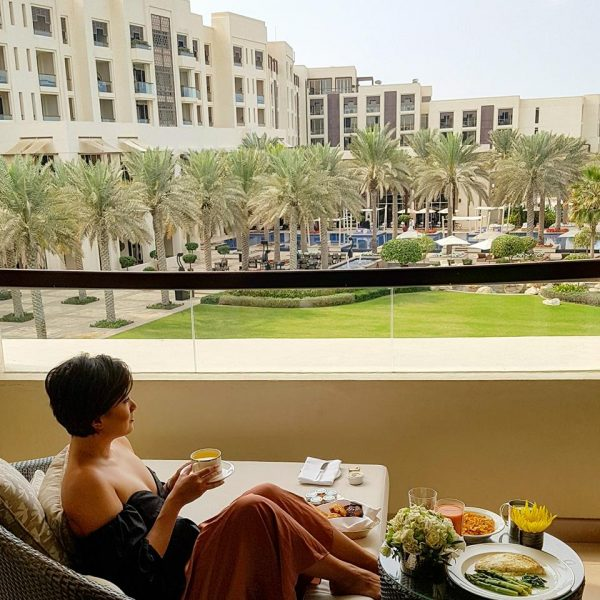 The Perfect Combination of Stopover and Staycation at the Park Hyatt Abu Dhabi