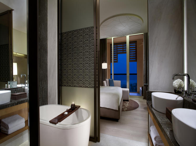 Park King Room, Park Hyatt Abu Dhabi Hotel & Villas. Photo from Hyatt