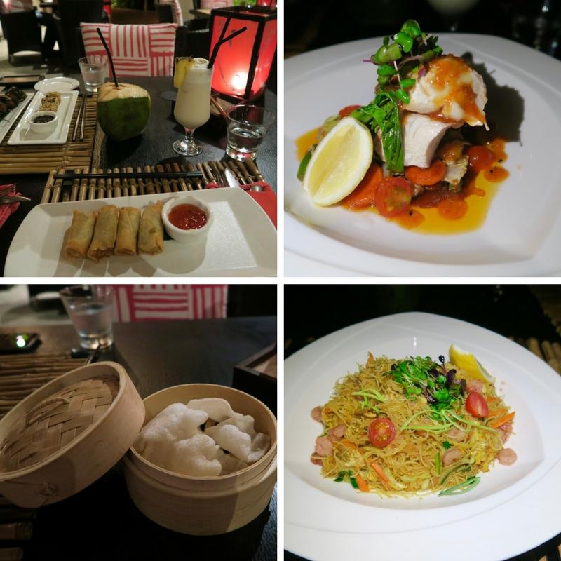 Sakura Restaurant - Hilton Seychelles LaBriz Resort