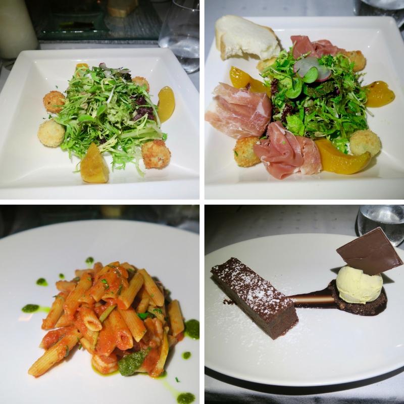 Italian cuisine at Portobello Restaurant, Hilton Seychelles LaBriz