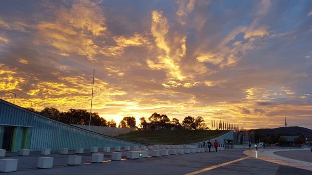 Canberra is great to visit year-long
