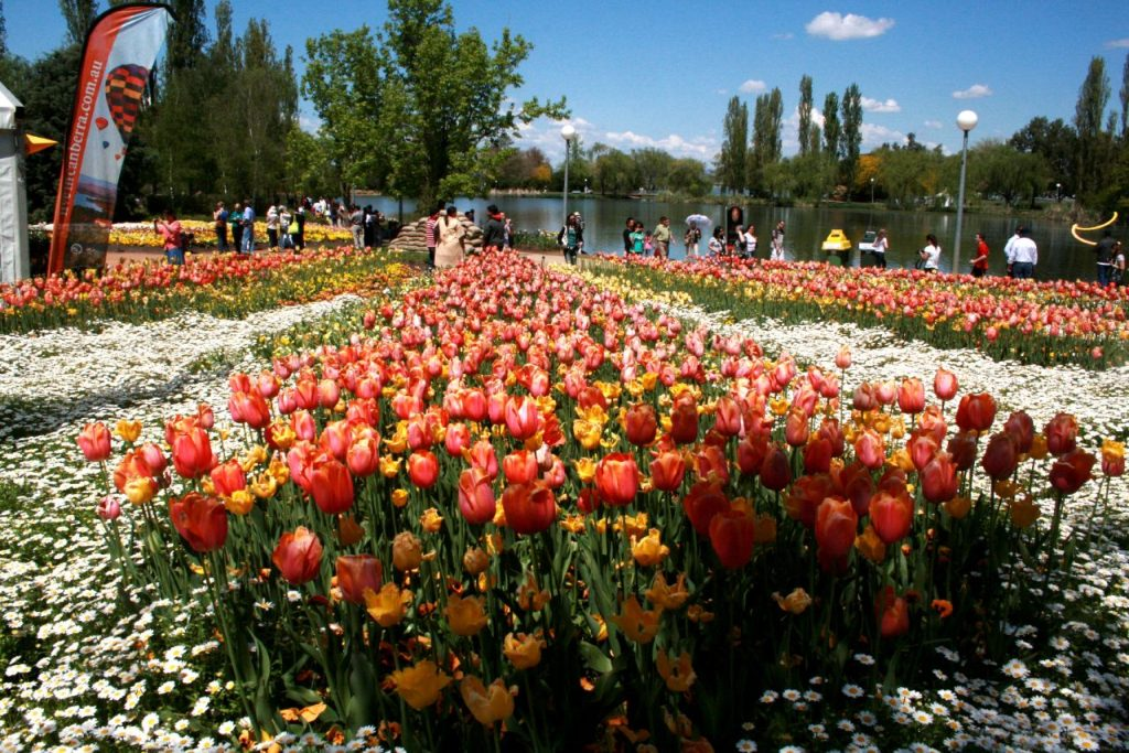 Floriade in Canberra