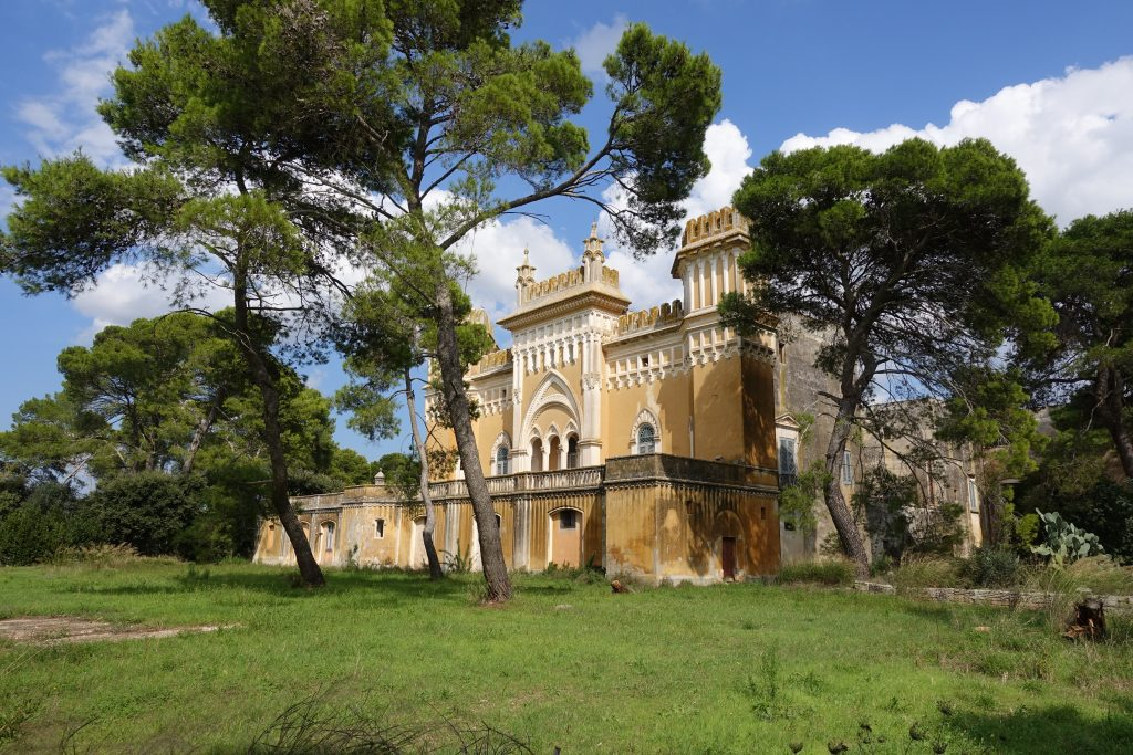 The perfect villa to be transformed into the world's first Amberlair hotel in Puglia