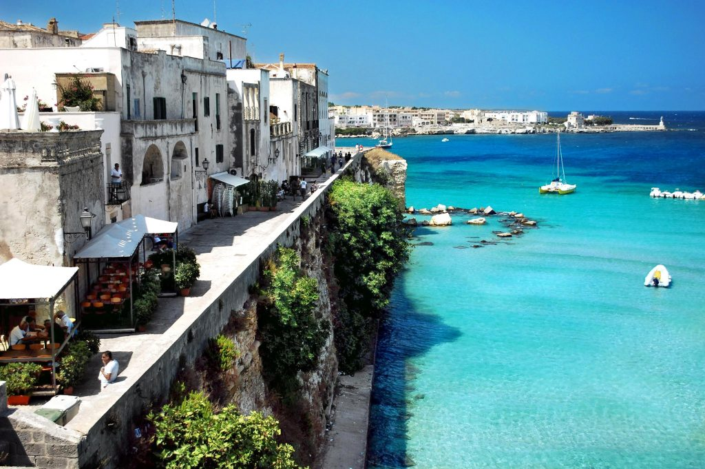 Stunning Puglia in Italy is the location of the first Amberlair Hotel!