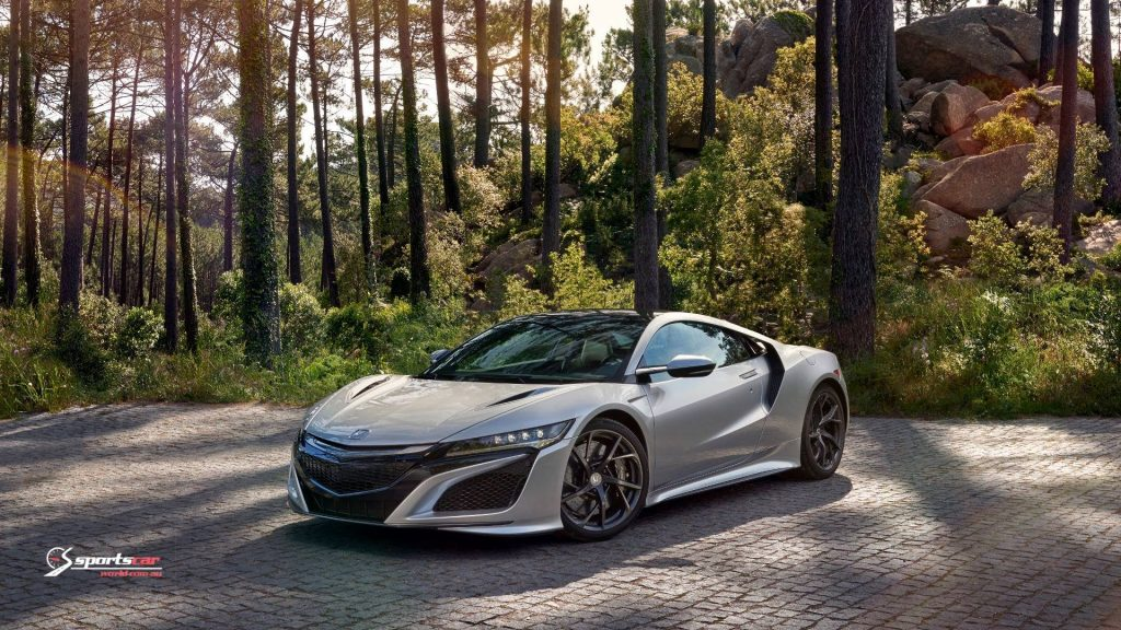 You can drive a luxury or a sports car (like this Honda 2017 NSX) around the streets of Sydney to feel like a boss for a day. photo credit: Sports Car World
